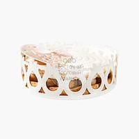 Борт для шоколадного декора - Тюльпан - 70х700 мм