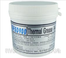 15-00-058. Термопаста GD900, теплопроводность 4.8 Вт/мК, 150г, банка, серая