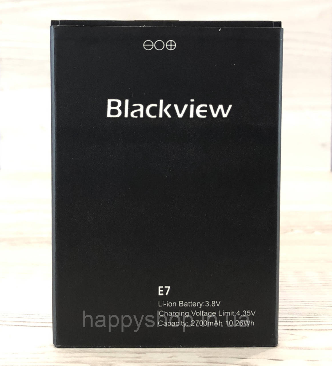 Оригінальна батарея Blackview E7, E7s