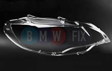 Стекло фары для BMW X6 E71 Правое