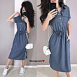 Женское платье в спортивном стиле с карманами (2 цвета), фото 4
