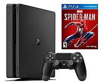 Игровая приставка Sony PlayStation 4 Slim (PS4 Slim) 500Gb + Spider-Man
