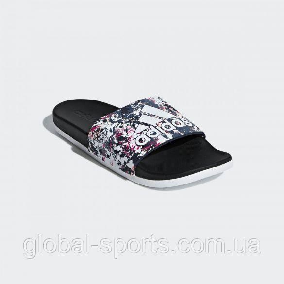 Жіночі шльопанці Adidas Adilette Comfort (Артикул: B43827)