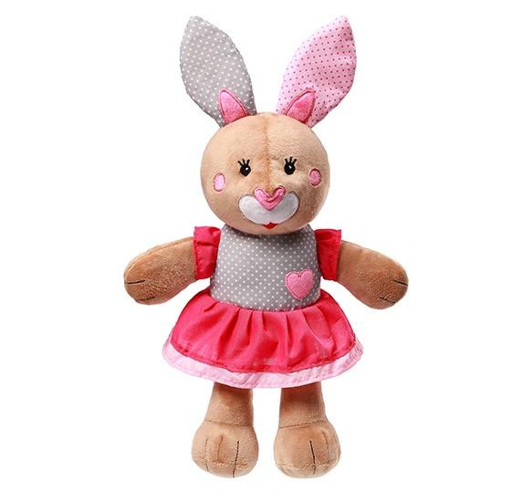 """Игрушка-обнимашка """"Кролик Юлия"""" BabyOno (620)"""