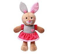 """Игрушка-обнимашка """"Кролик Юлия"""" BabyOno (620), фото 1"""