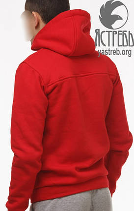 Кофта-Анорак (Hачес) Красный, фото 2