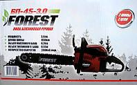 Пила цепная бензиновая Forest БП-45-3.0л.с (1ш+1ц)
