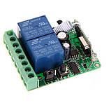 Беспроводной пульт дистанционного управления с модулем-приемником на 2 реле, фото 6
