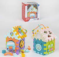 Музыкальная игрушка Домик Логический НЕ 0528