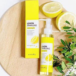 Гідрофільне масло Secret Key Lemon Sparkling Cleansing Oil