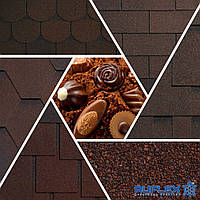 Мягкая кровля RUFLEX SOTA Темный шоколад