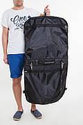ENSOUL Портплед мужской 792301 (110х60 см, черный)