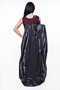 ENSOUL Портплед женский 79245801 (125х60 см, хамелион, черный)