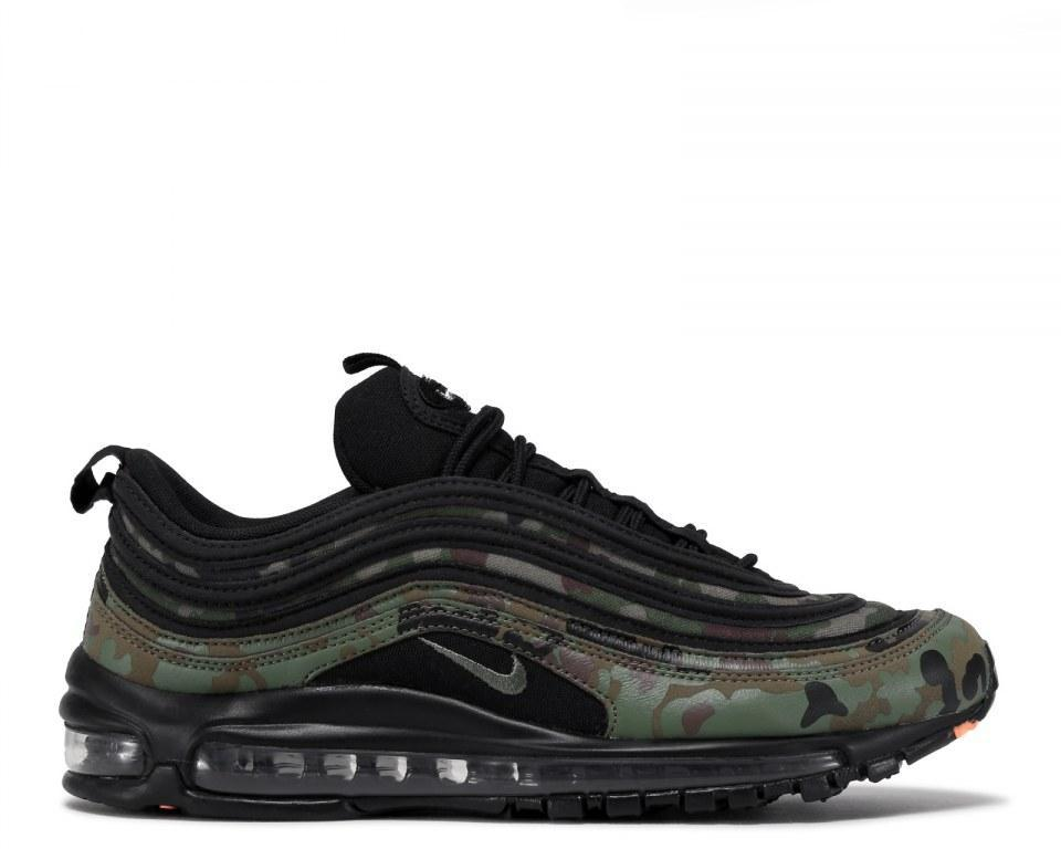 """Кроссовки Nike Air Max 97 """"Tiger Camo"""" Pack"""