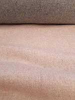 Шерстяная пальтовая двухсторонняя ткань, фото 1