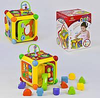 Музыкальная игрушка Куб логический 3838 А