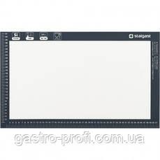 Коврик кондитерский силиконовый 520*315 мм Stalgast 521110