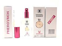 Жіночий парфум Chanel Chance в кольоровій упаковці з феромонами (репліка) тестер 60 ml