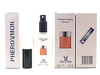 Чоловіча парфумерія Clinique happy тестер 60 ml в кольоровій упаковці з феромонами (репліка)