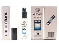 Чоловіча парфумерія Versace Man Eau Fraiche тестер 60 ml з феромонами в кольоровій упаковці (репліка)