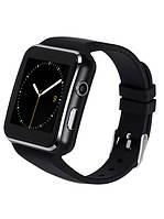 Часы-телефон Smart Watch X6 Умные часы. X6.