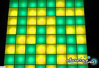 Светодиодная пиксельная панель напольная F-125-8*8-4-P, фото 1