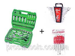 Набор инструментов 108 пред Intertool ET-6108SP+HT1203+HT-0403