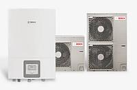 Тепловой насос Compress 3000 AWBS 4 (воздух-вода) BOSCH