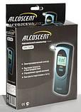 Алкотестер AlcoScent (ALcoFind) DA 7100, фото 2