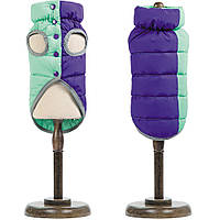 Жилет Pet Fashion Микс для собак, фиолетовый/мятный XS