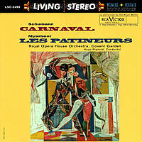 Schumann — Carnaval • Meyerbeer — Les Patineurs ~ Royal Opera House Orchestra, Rignold, фото 1