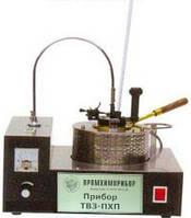 Аппарат ТВЗ ПХП для определения температур вспышки в закрытом тигле