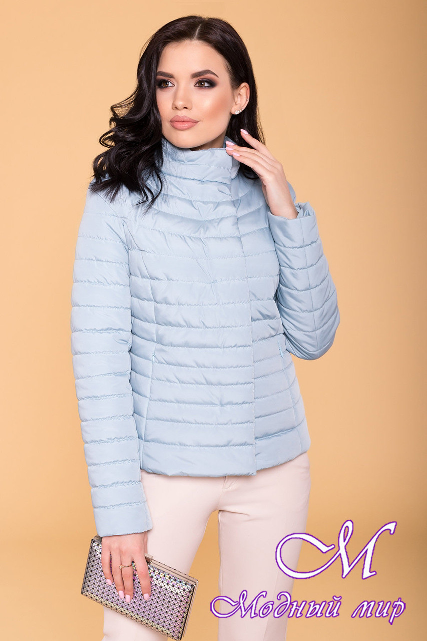 Женская стильная осенняя куртка (р. S, M, L) арт. Флориса 6416 - 41331