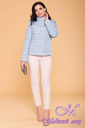 Женская стильная осенняя куртка (р. S, M, L) арт. Флориса 6416 - 41331, фото 2