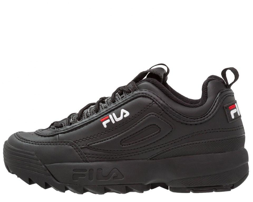 "Кроссовки Fila Disruptor Low ""Black"""