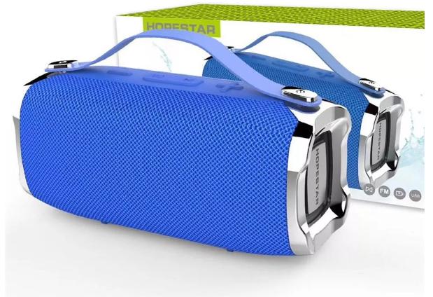 Hopestar H36 Портативный Bluetooth Динамик Двухкомпонентный IPX6 водонепроницаемый басовый динамик