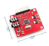 MP3 модуль для Arduino UNO  VS1053B