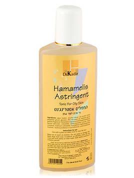 Тоник с гамамелисом для жирной кожи Dr. Kadir Cleaners and Tonic Astringent-Hamamelis Tonic 250мл 005