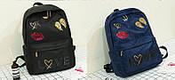Рюкзак женский городской / спортивный сумка Victoria s Secret (Виктория Сикрет) VS63