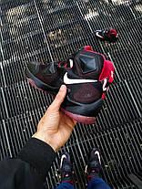 """Кроссовки Nike LeBron 13 Performance """"Черные\Красные"""", фото 3"""
