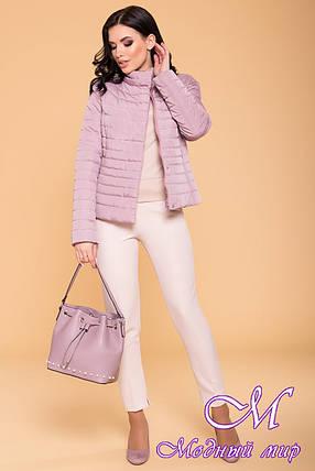Женская стеганная осенняя куртка (р. S, M, L) арт. Флориса 6416 - 41337, фото 2