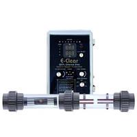 E-clear Система обеззараживания E-Clear до 150 м3 (MKX/CFSI-150) Гидролиз + ионизация Cu/Ag