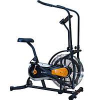 Велотренажер Air bike USA Style XXX503 оранж