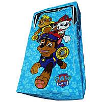 Детский плед-покрывало на кровать на молнии 3-в-1 Zippy Sack (Щенячий патруль)