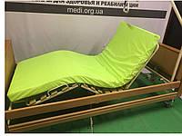 Матрас для лежачих больных медицинский водонепромокаемый и для медицинской кровати. Универсальный со сменным чехлом