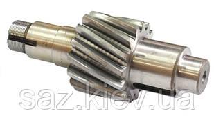 Шестерня ведущая цилиндр. Z=15 ЕВРО (пр-во КАМАЗ), 53205-2402110-40