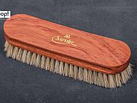 Полирующая щетка Saphir Medaille D'or, средняя, конский волос, светлая щетина
