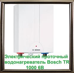 Электрический проточный водонагреватель Bosch TR 1000 6B