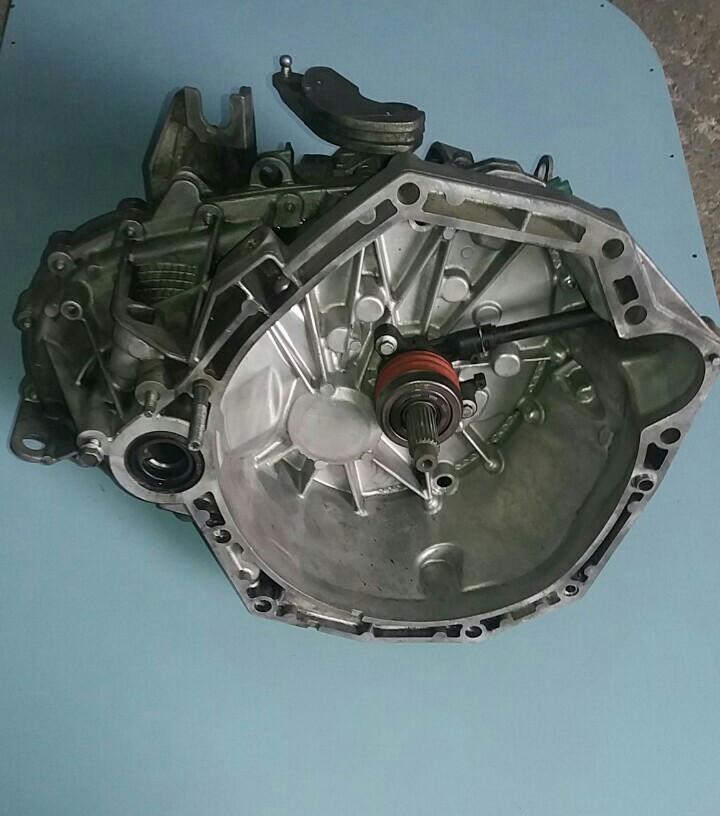 КПП Коробка передач 6-ти ступка для Рено Кенго 1.5 dci Renault Kangoo 2006-2012 г. в.