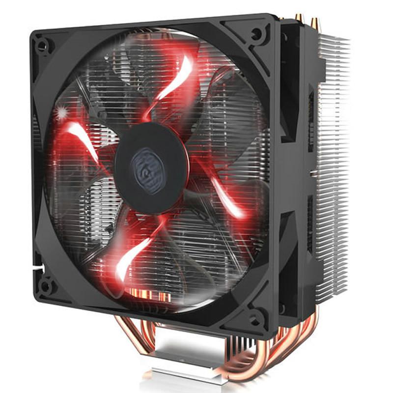 Процессорный кулер Cooler Master T400i (RED)